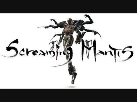 MGS4 - Screaming Mantis theme (With Mantis' Hymn)