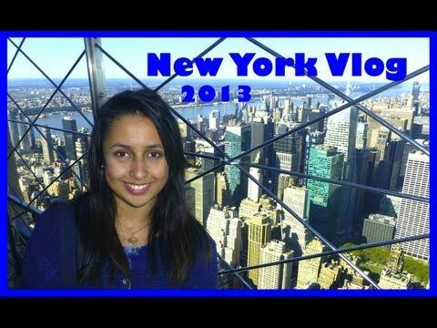 New York Vlog - September 2013