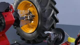 CORGHI HD1300 A - 480x70 R30 inch - Agriculture wheel