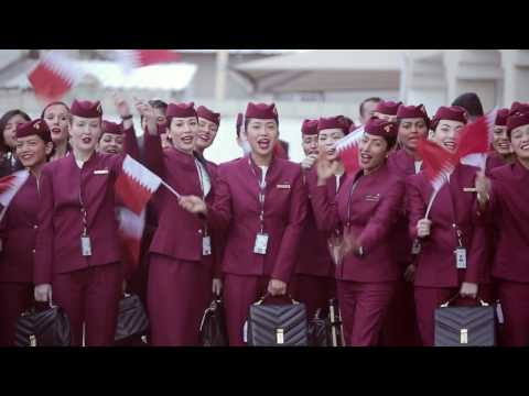 Qatar Airways: How we welcome our new Cabin Crew