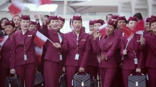 Top 10 Airlines - How We Welcome Our New Cabin Crew - Qatar Airways