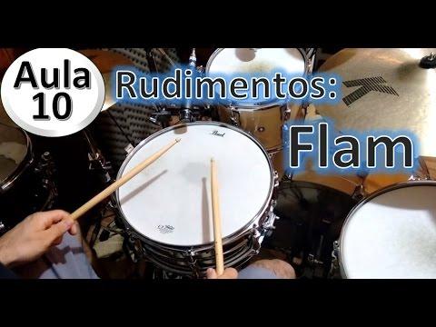Flam - Rudimentos