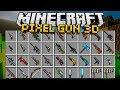 ARMAS DE PIXEL GUN 3D EN MINECRAFT! | YouCraft_OF