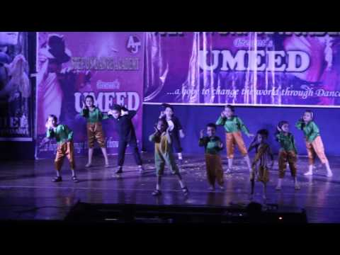 JUNGLE BOOK DANCE ACT