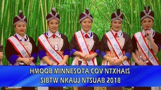 3 HMONG NEWS: Meet the contestants competing for Miss Hmong Minnesota 2018.
