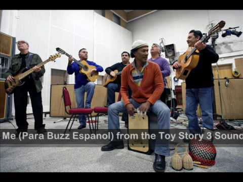 Toy Story 3 Premiere Track: You've Got a Friend in Me (Para Buzz en Espanol) by Gypsy Kings