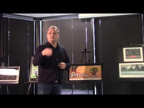 Genndy Tartakovsky shows off production art Samurai Jack Season 5