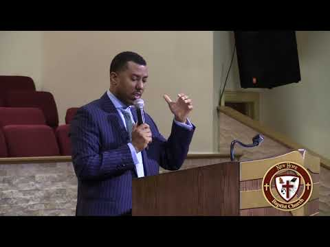 New Hope Baptist Church (Discipleship) Rev. Jamaal Weathersby