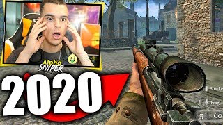 JUEGO CALL OF DUTY 2 EN 2020...