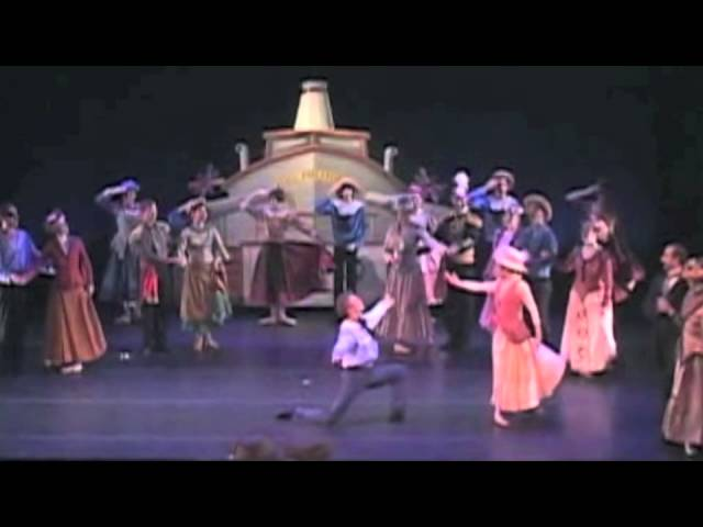Gilbert and Sullivan, The Ballet! by Dances Patrelle