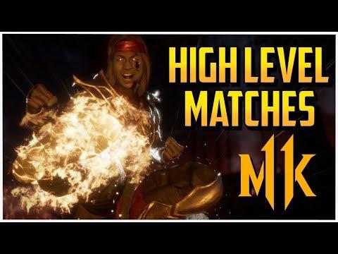 MK11 ▰ High Level Matches Volume 1 【Mortal Kombat 11】