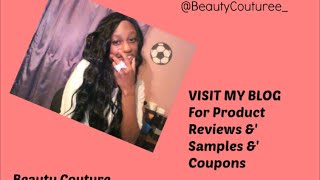 Samples & Review Products Part 1 ♡ Thumbnail