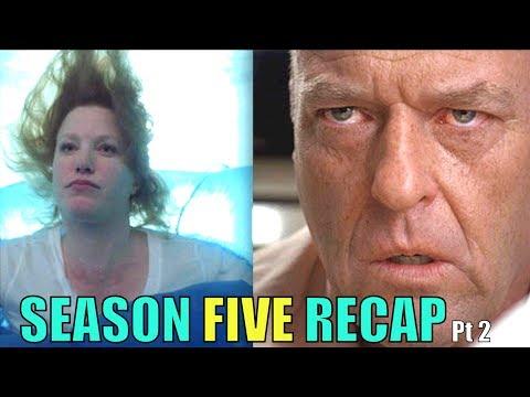 Breaking Bad Season FIVE Recap Pt 22
