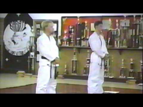 Kevin Hudson & Mark Summers Advanced Black Belt Test Closing