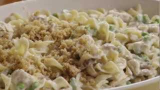 How To Make Tuna Noodle Casserole
