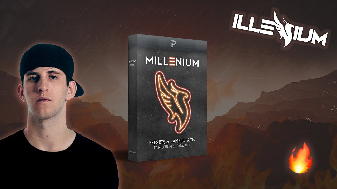 The ULTIMATE ILLENIUM Presets & Samples! 🔥🎹