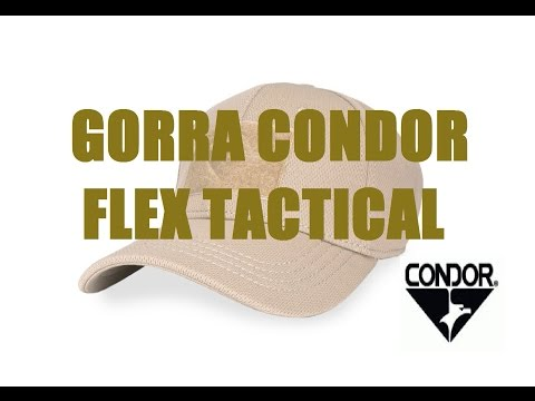 GORRA CONDOR 161080 FLEX TACTICAL