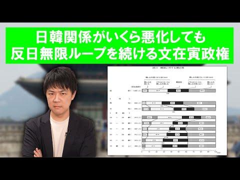 2021/02/20 エンドレスコリア~文在寅大統領、元徴用工、慰安婦問題解決は「日本の謝罪次第」