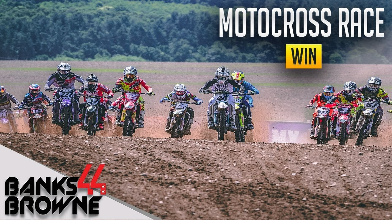 MOTOCROSS RACE WINS - SHERWOOD MX TRACK - (MX NATIONALS 2018)