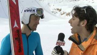 2010 Olympic Preview: Johnny Spillane - US Nordic Combined