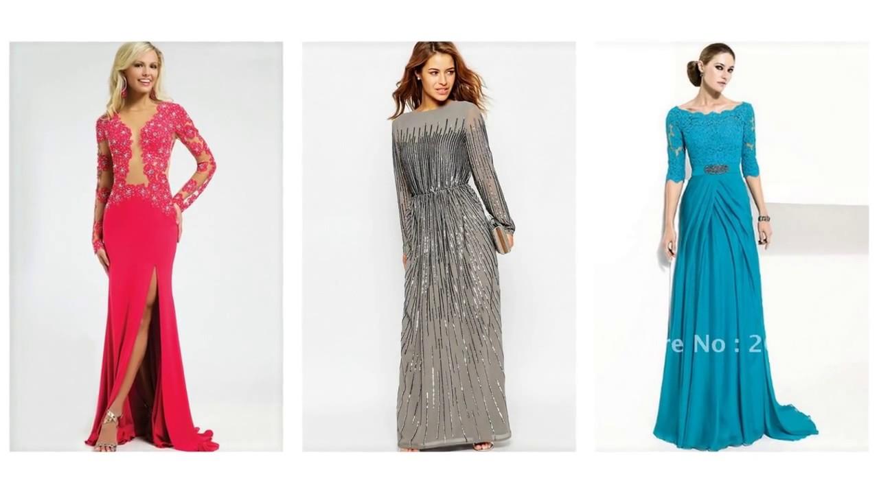 Top 100 Long sleeved dresses 616061c08