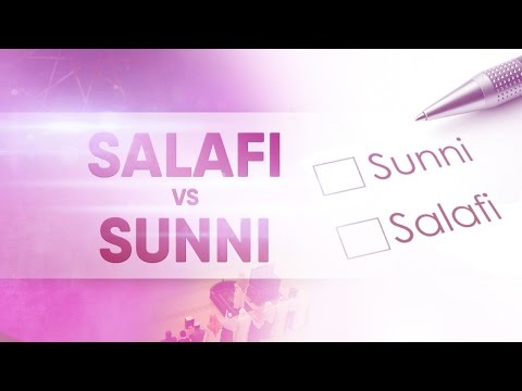 Salafi VS Sunni? [3] Manhaj Mondays