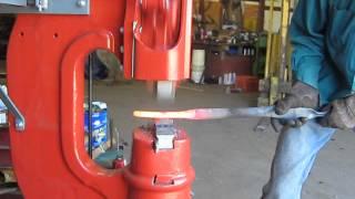 25 lb little giant power hammer drawing demo 52