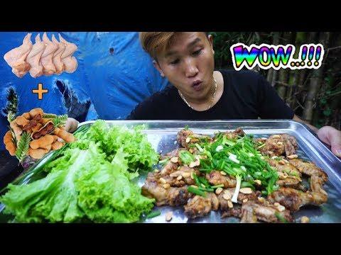NVL | Mâm Cánh Gà Ram Me | Ngon Bá Cháy Bồ Chét – Tamarind Chicken Wings