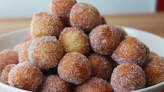Quarkbällchen Selber Machen (Rezept) || Homemade Curd Balls (Recipe) || [ENG SUBS]
