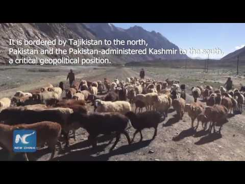 Mysterious Wakhan Corridor - the westernmost part of China