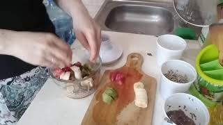 быстрые завтраки. #зеленая гречка. #завтрак из зеленой гречки. лучшие рецепты на завтрак.