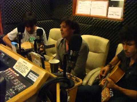 Yellowgroove-'Fading Out' - Hope Fm Studio, Bournemouth 23rd May 2012