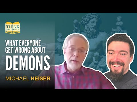 Michael Heiser: What Everyone Gets Wrong About Demons |Tuesday Twofer
