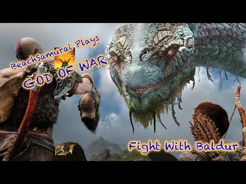 BeachSamurai's  Let's Play [God Of War (Hard Mode) Chapter 1:The Marked Trees  Part 3]