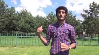 Uluslararası Öğrenciler Tecrübelerini Paylaşıyor (Pakistan)