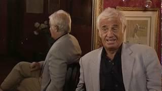 Interview Jean-Paul Belmondo au théâtre (2002)