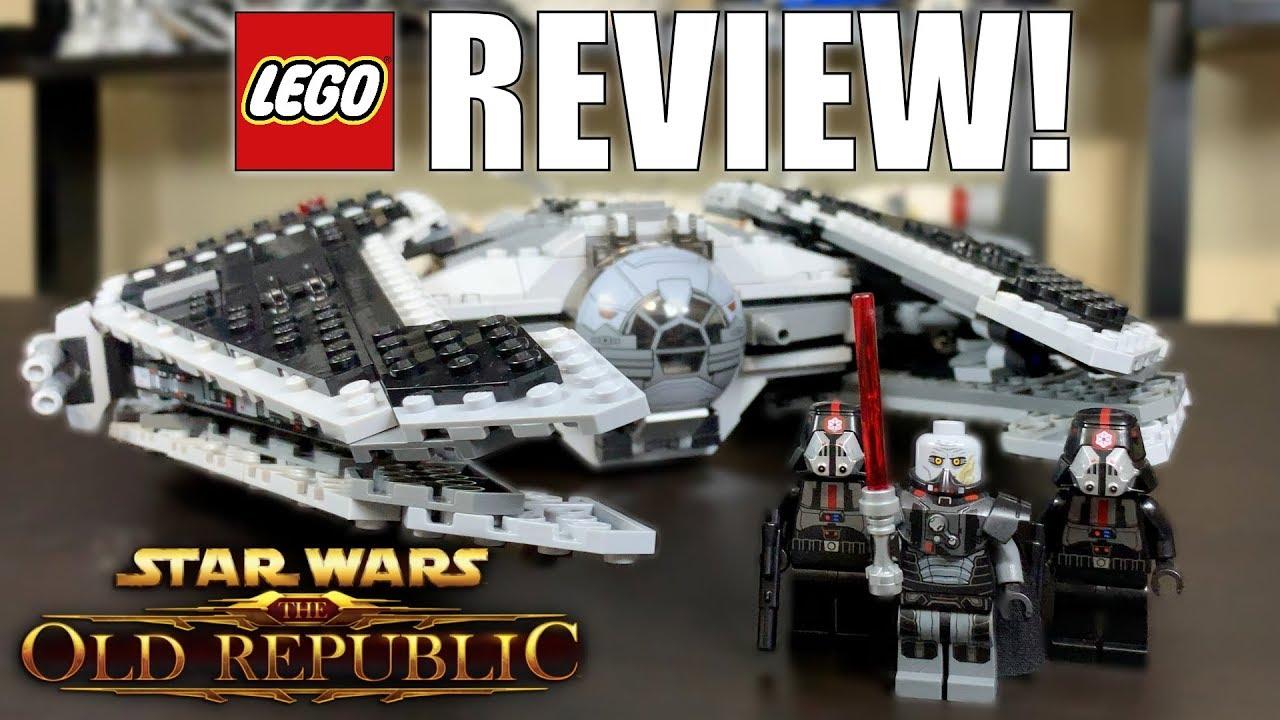 LEGO ® STAR WARS 9500 Sith Fury Class Interceptor