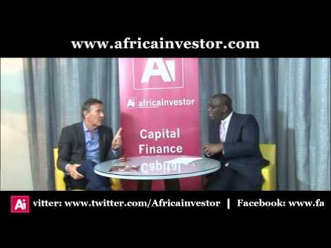 Jim O'Neill talks wealth distribution with Africa investor