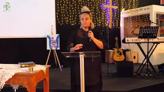 Sams testimony being rescued from suicide and addiction | Ladies Day of Refreshing Sept 2020