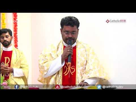 Inauguration of CatholicHUB TV New Office @ Petbasheerabad, Kompally, HYD, TS, IND. 13-5-19