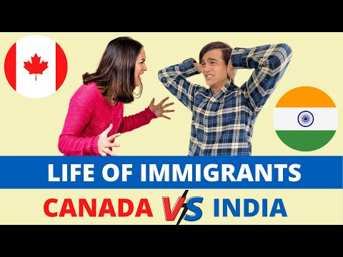 Life In Canada For Immigrants Vs India (Pros & Cons) - Canada Lifestyle