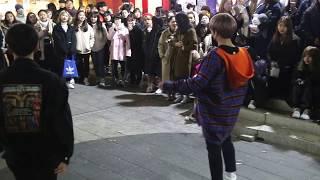 JHKTV]홍대댄스 디오비hong dae k-pop dance dob (HJ TY)don't wanna cry