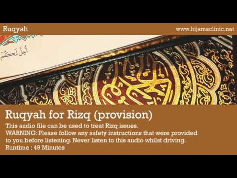 Ruqyah Treatment for Rizq