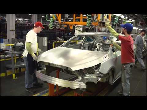 General Motors Fairfax, Kansas Assembly Plant   AutoMotoTV