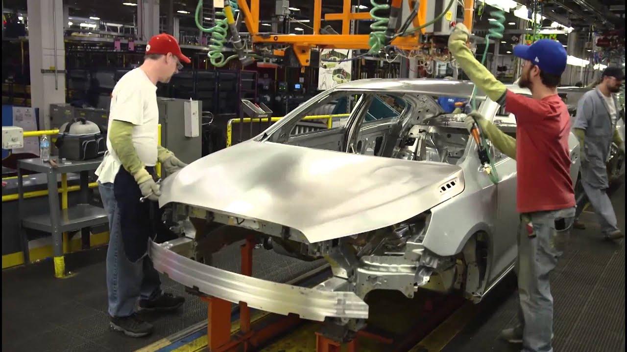 General motors fairfax kansas assembly plant automototv for General motors assembly plant