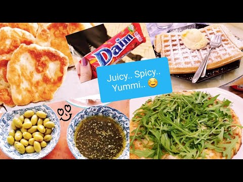 FOOD DIARY #21 💙 Juicy.. Spicy.. Yummi.. 💙 5 Tage 💙 BEWUSST & INTUITIV