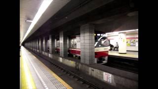 京急1000形1129編成(三菱IGBT) 日本橋発着