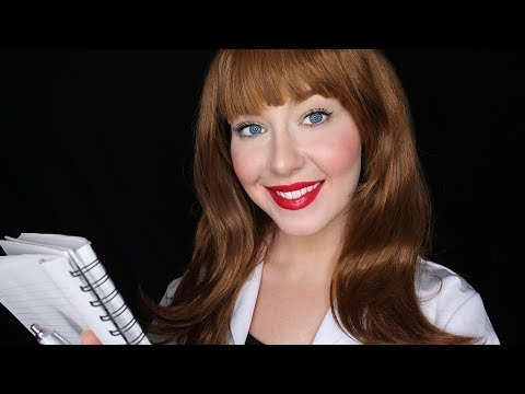 ASMR Doctor Perfect Making You 100% Perfect Roleplay