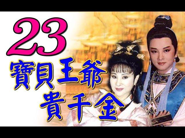 歌仔戲『寶貝王爺貴千金』第23集(黃香蓮 許秀年 陳小咪 廖麗君)_1993年