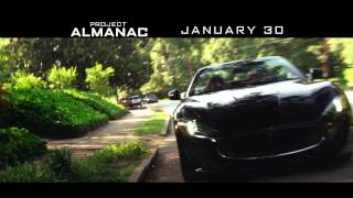 Paramount Pictures: Project Almanac Movie - Fun